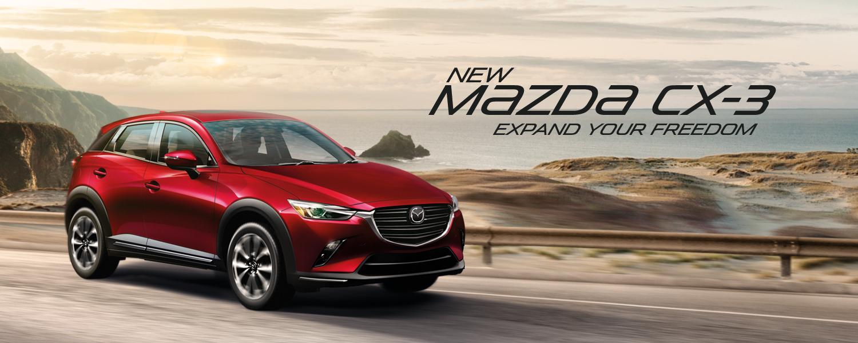 New Mazda CX-3 R 2.0L AWD 6AT I-STOP